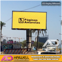 6mx3m Outdoor Full Color SMD LED Display Billboard