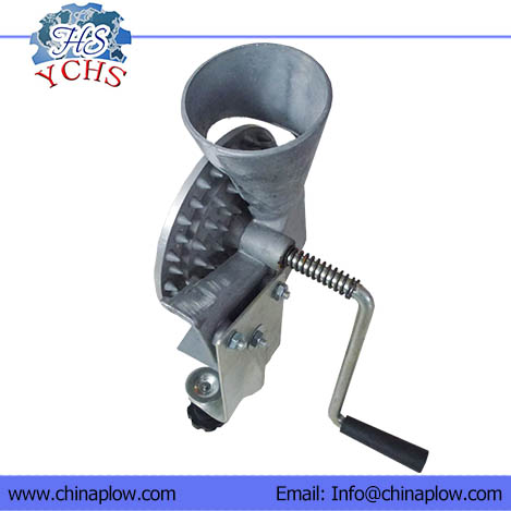 Aluminum Hand Corn Thresher