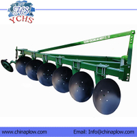 Six Disc Plough