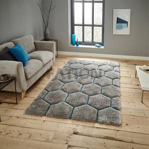 Hot Sell Unique 3D Shag Rugs Living Room Floor Carpet