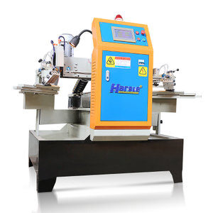Metal Door Frame Angle Cutting Machine