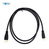 1080P 4K 2.0V Hdmi Cable black PVC