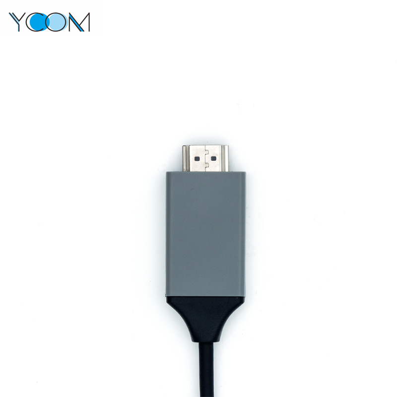 YCOM HDMI Cable With USB 3.1 Type C For Samsung S8