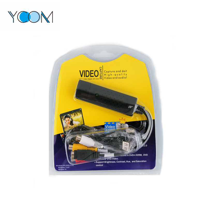 USB Video Capture Audio AV Capture