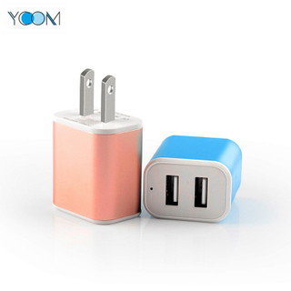 Universal USB Charger Wall Charger for Mobile Phone