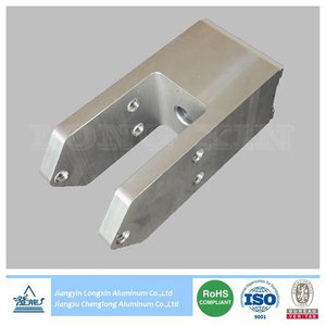 Aluminium Extrusion with Machining