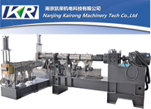 PP/PE Recycling Granulating Machine Two Stage Single Screw Extruder Plastic Compound Machine