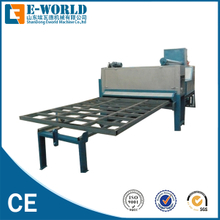 Horizontal Sandblasted Glass Machine