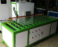 Fast Easy Glass Chamfer Edging Machine