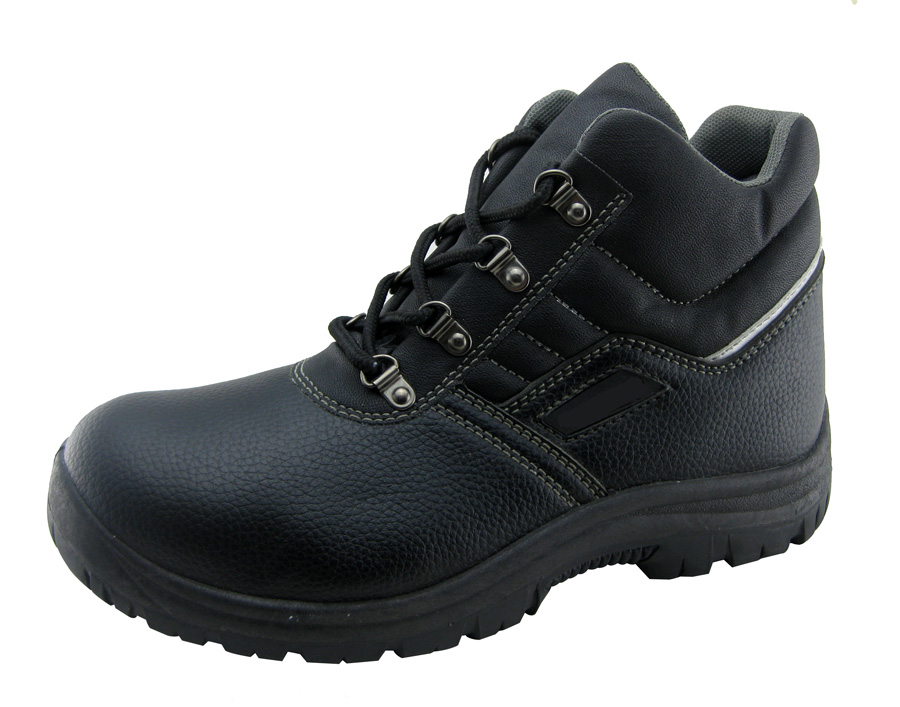 Engineering working safety shoes with reflective stripe