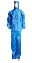 High Quality Chemiacal Pp Disposable Coverall with Hood and Boot