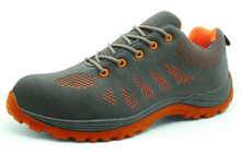 BTA017 kevlar insole fiberglass toe safety shoes