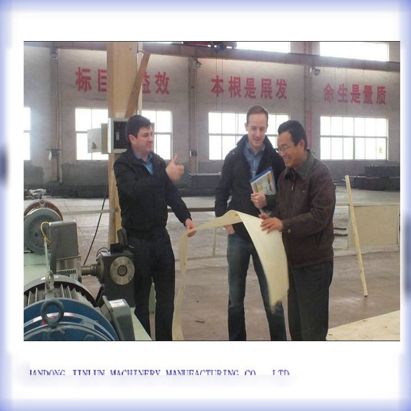 8 Feet Spindle Veneer Peeling Machine for Furniture