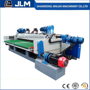 Wood Veneer Peeler Lathe for Plywood Working Machine