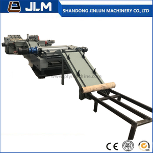 plywood production line for woodworking
