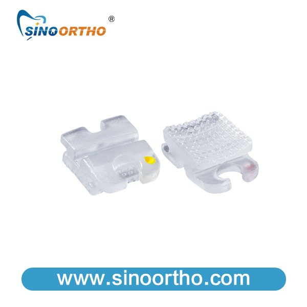 Orthodontic Products China Ceramic Brackets