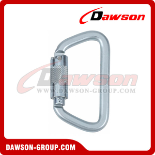 High Tensile Steel Alloy Steel Carabiner DS-YIC016NT