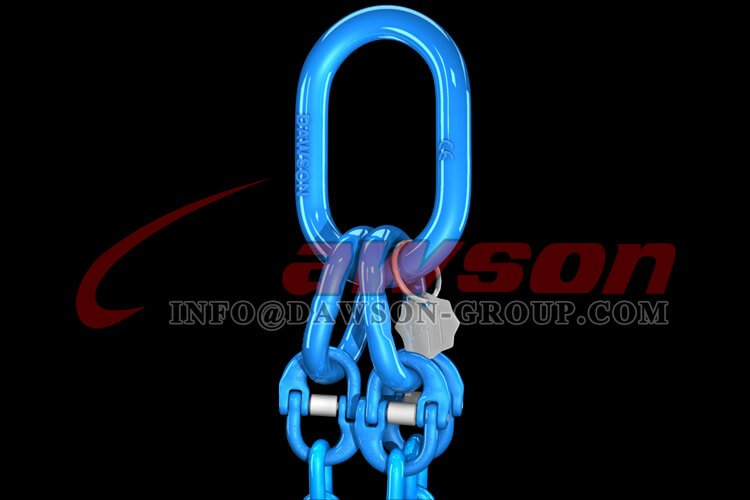 Application of Grade 100 Master Link Assembly for Lifting Chain Slings, G100 Master Link - China Manufacturer, Supplier - Dawson Group Ltd.