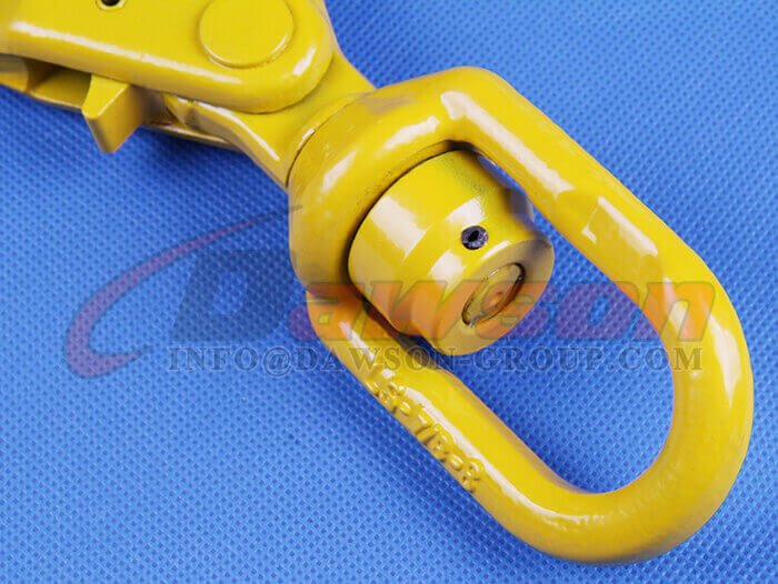 G80 Swivel Selflock Hook With Bearing for Lifting