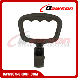 DS939 Forged Super Alloy Steel Conveyor Belt Sling Tongs