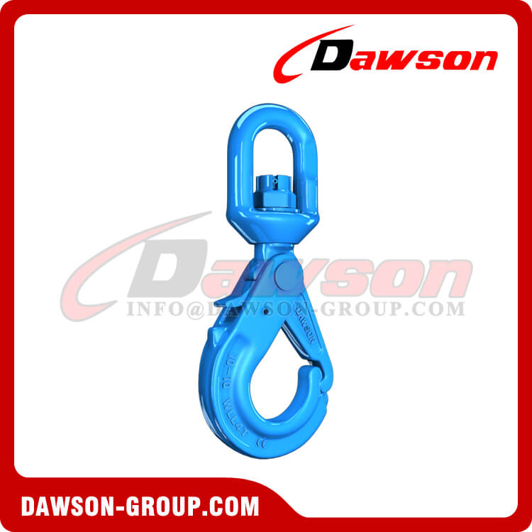 Dawson G100 Special Swivel Self-locking Hook with Grip Latch - China Manufacturer, Supplier