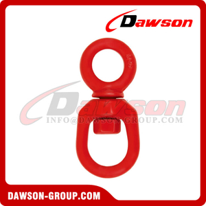 Grade 80 / G80 G401 Forged Carbon Steel Chain Swivel