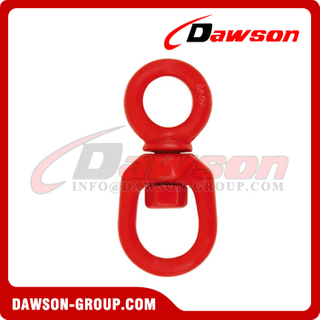 DS029 G80 G401 Forged Carbon Steel Chain Swivel