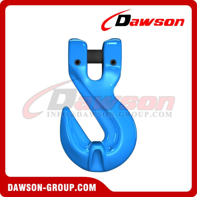 G100 Clevis Shortening Cradle Grab Hook with Wings for Chain Slings - Dawson Group Ltd. - China Manufacturer