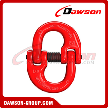 G80 / Grade 80 US. Type Connecting Link for Crane Lifting Chain Slings