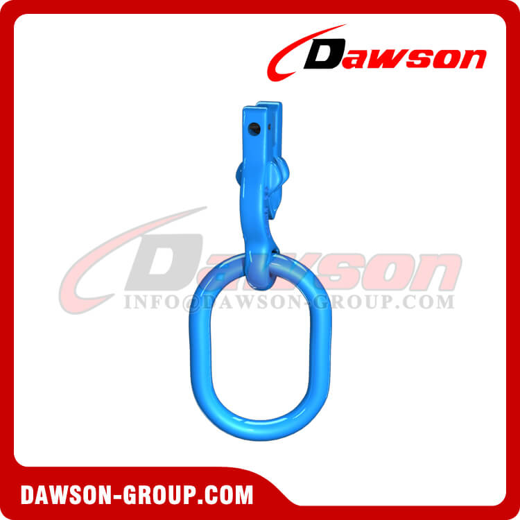 Grade 100 Master Link Assembly with Eye Grab Hook - Dawson Group Ltd. - China Exporter