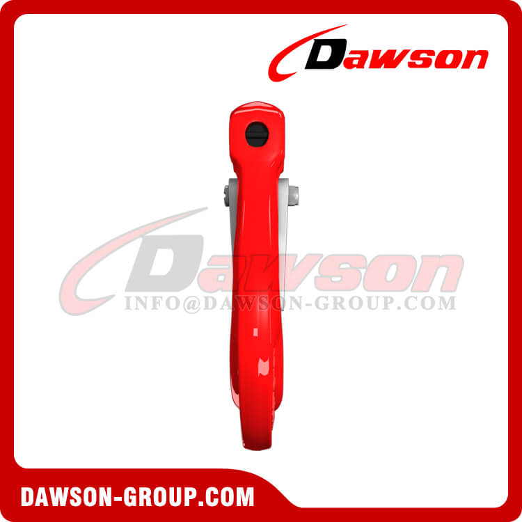 Grade 80 Clevis Sling Hook with Cast Latch for Chain Slings, G80 Clevis Hook - Dawson Group Ltd. - China Exporter