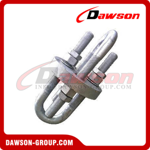 U-Adjuster Tensioner, Double Adjustable Shackle, Dog Bone Shackle, U Chain Tensioner