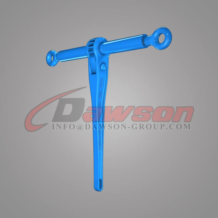 Grade 100 Forged Steel Ratchet Type Load Binder without Links and Hooks for Lashing - Dawson Group Ltd. - China Manufacturer