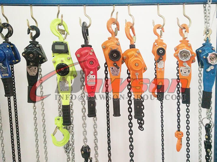 Crane Scale Lever Hoist with Display for 1Ton and 2Ton - Dawson Group Ltd. - China Manufacturer