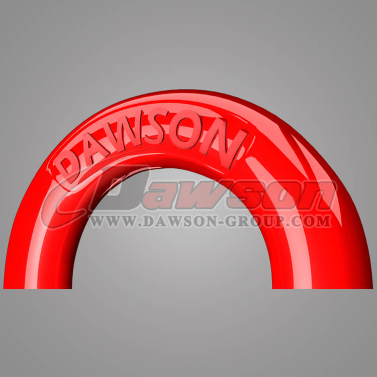 Grade 80 Weld On Lifting D Rings, 15T G80 Weld-on Lifting Points - Dawson Group Ltd. - China