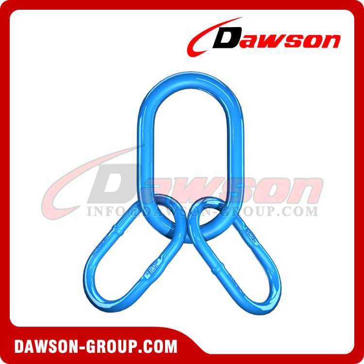G100 Master Link Assembly for Wire Rope Lifting Slings - Dawson Group Ltd. - China Manufacturer, Supplier