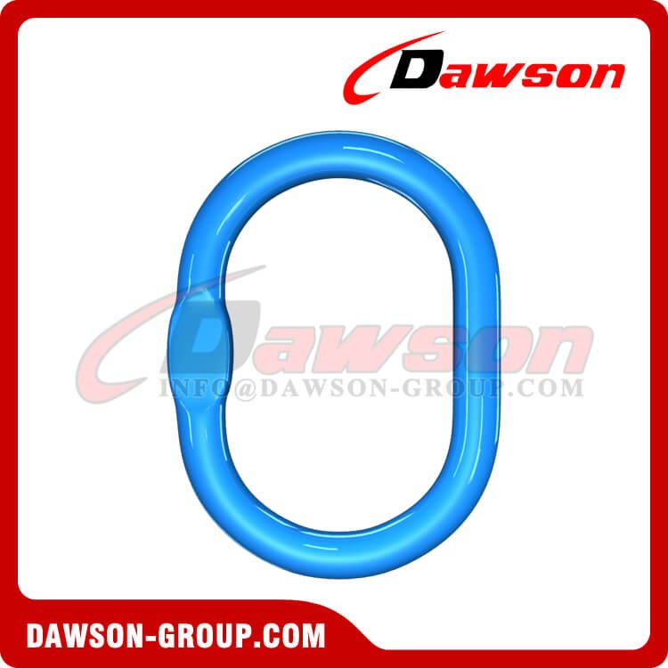 G100 Forged Oversized Master Link, Grade 100 Alloy Steel Master Link for Lifting Chain Slings - Dawson Group Ltd. - China Manufacturer