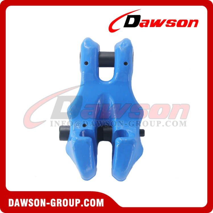 DS1057 Grade 100 Clevis Chain Clutch with Safety Pin for Adjust Chain Length - Dawson Group Ltd. - China Factory, Exporter