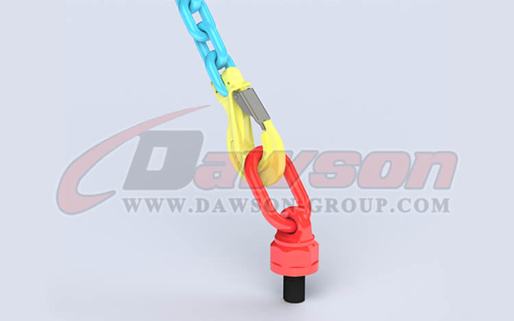 application of DS303 G80 Lifting Screw Point China exporter