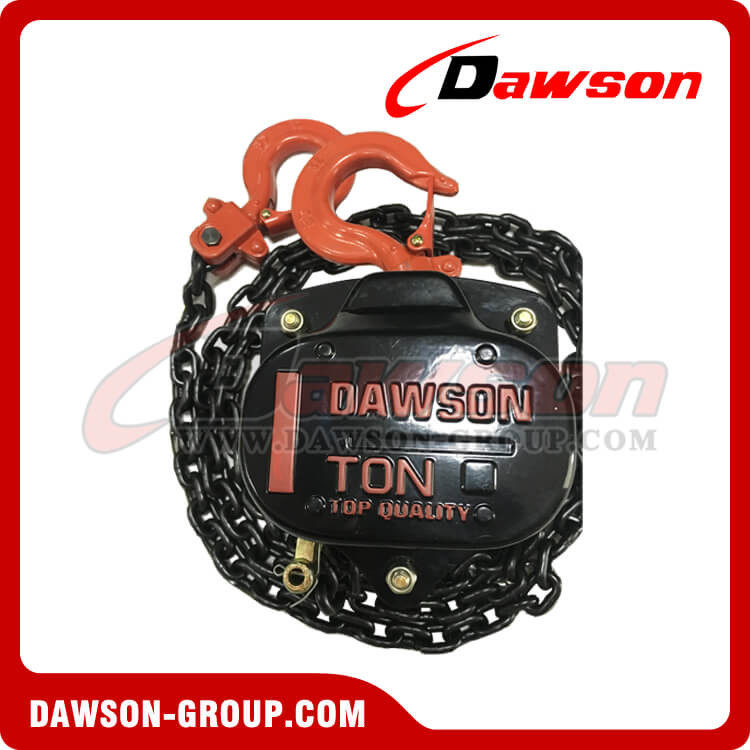 DSVC-A Heavy Duty Chain Hoist, Manual Chain Block - China Exporter