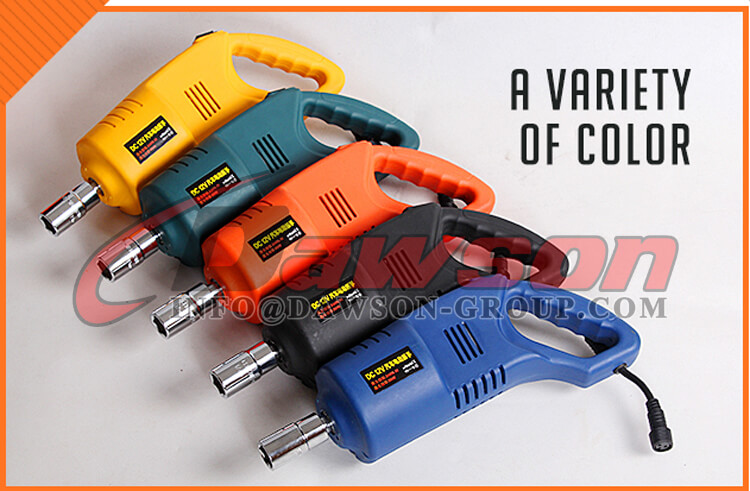 A Variety of Color 12V DC Electric Impact Wrench Details, Auto Impact Wrench - Dawson Group Ltd. - China Manufacturer, Factory