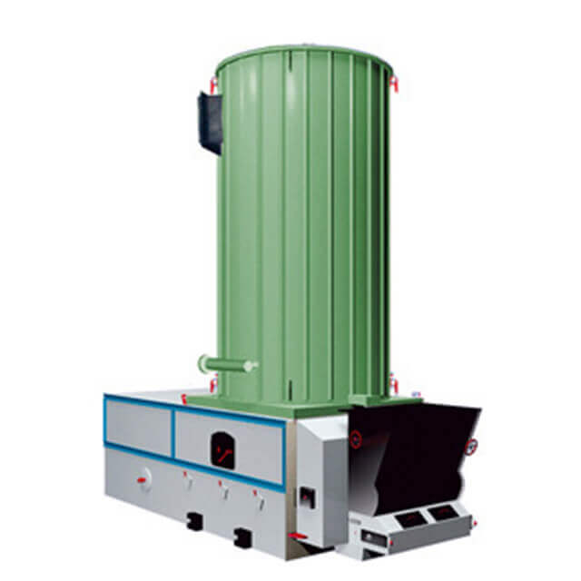 Vertical Coal Fired Thermal Oil Boiler