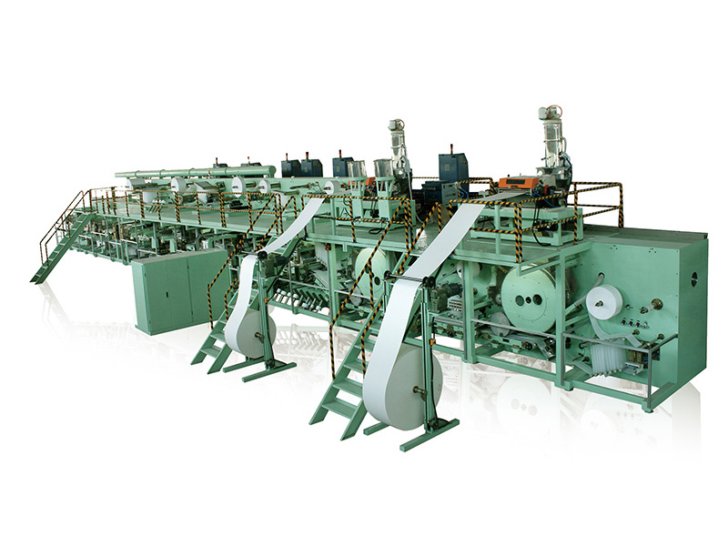 Full-Servo Control Adult Diaper Production Line