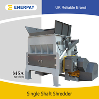 Single Shaft Shredder(MSA-N) (1.5-9.0T/H)