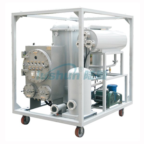 BZL Series Explosion-proof Vacuum Oil Purifier