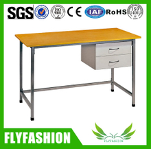 Simple Teacher Desk with 2 Drawers (SF-12T)