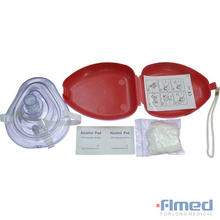 Disposable CPR Mask Kit for Emergency