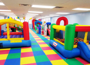 Inflatable Play Area of indoor playground