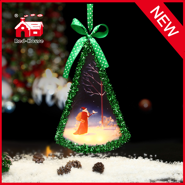 Wholesale LED Lights Christmas Tree Shape Made in China