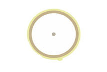 Piezo diaphragm 21mm-3B21+5.0BD